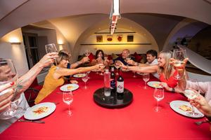 Cenas particulares como en su propia casa: Market and cooking class