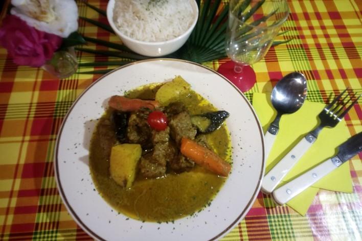 Cuisine afro antillaise