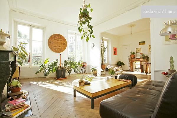 a la trattoria d 39 erickovitch paris. Black Bedroom Furniture Sets. Home Design Ideas