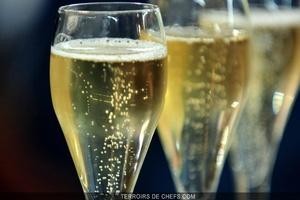Manger chez l'habitant: Le champagne à l'honneur avec chasseur de vins