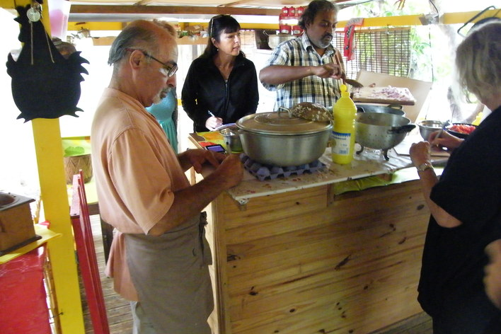 Private indian cooking class with locals