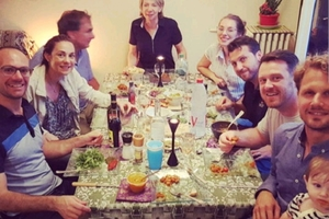 Eat with locals: Diner français à la niçoise