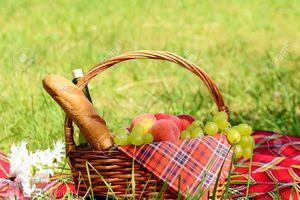 Eat with locals: Picnic   au  bord   du  lac