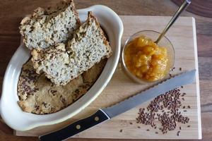 Manger chez l'habitant: Brunch bio et sans gluten