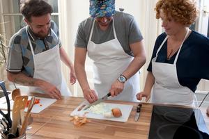 Manger chez l'habitant: Hungarian cooking course