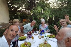 Manger chez l'habitant: Romuald bonnereau